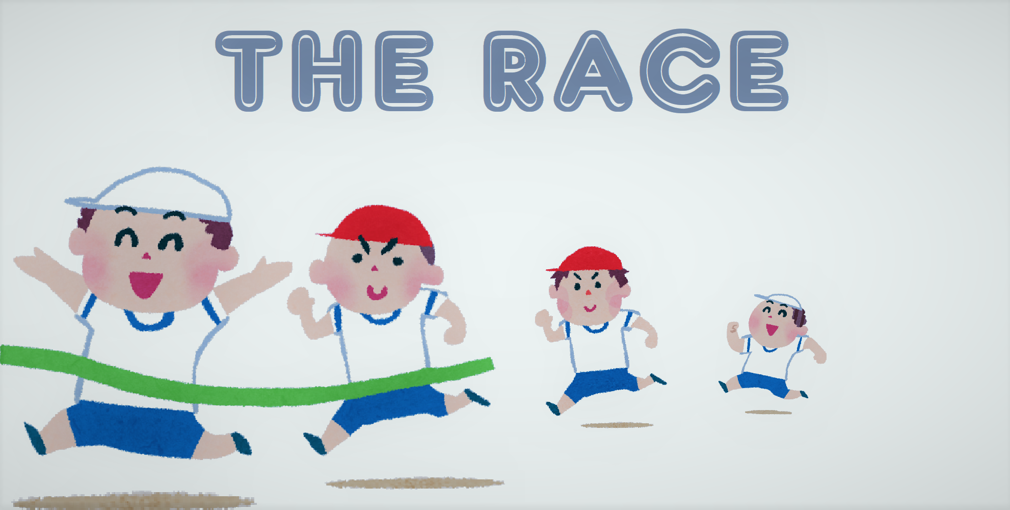 「THE RACE」のイメージ