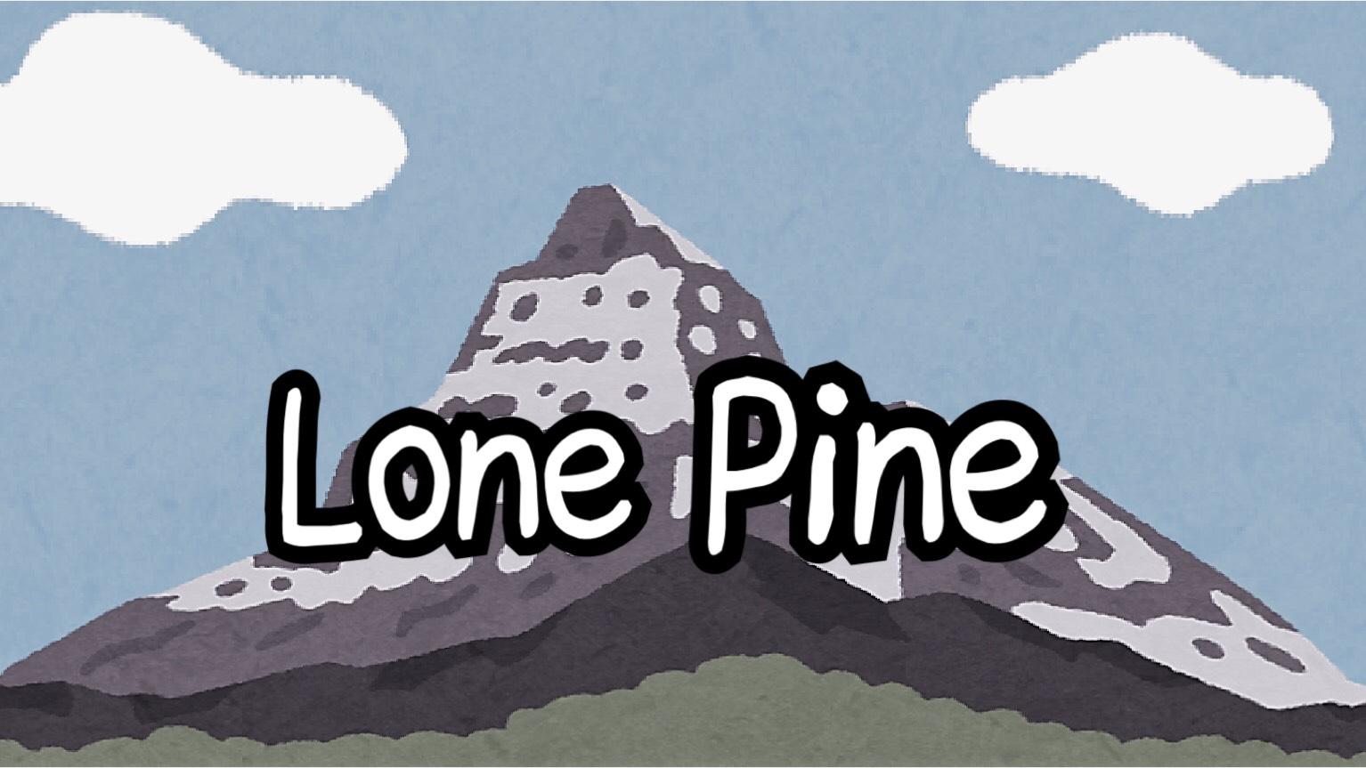 「Lone Pine」のイメージ