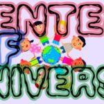 「CENTER OF UNIVERSE」のイメージ