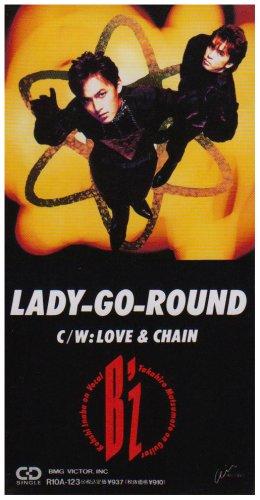 B'z「LADY-GO-ROUND」