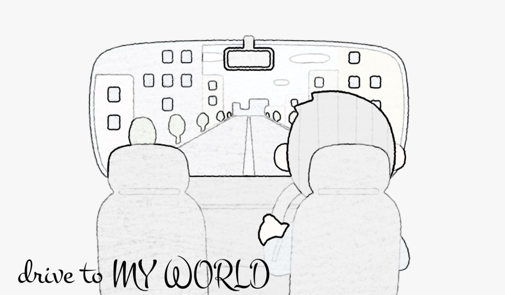 B'z「drive to MY WORLD」