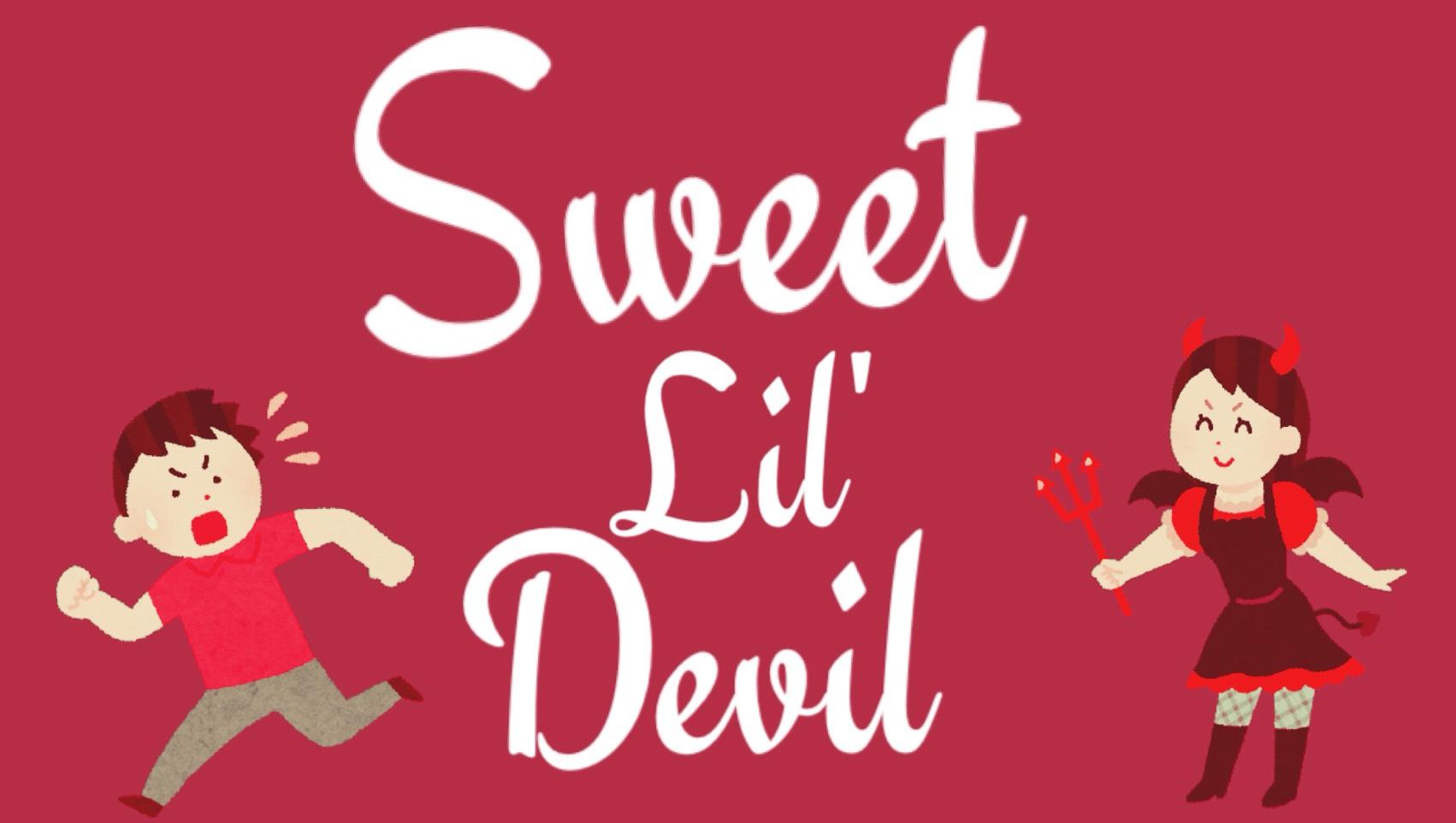 B'z「Sweet Lil' Devil」