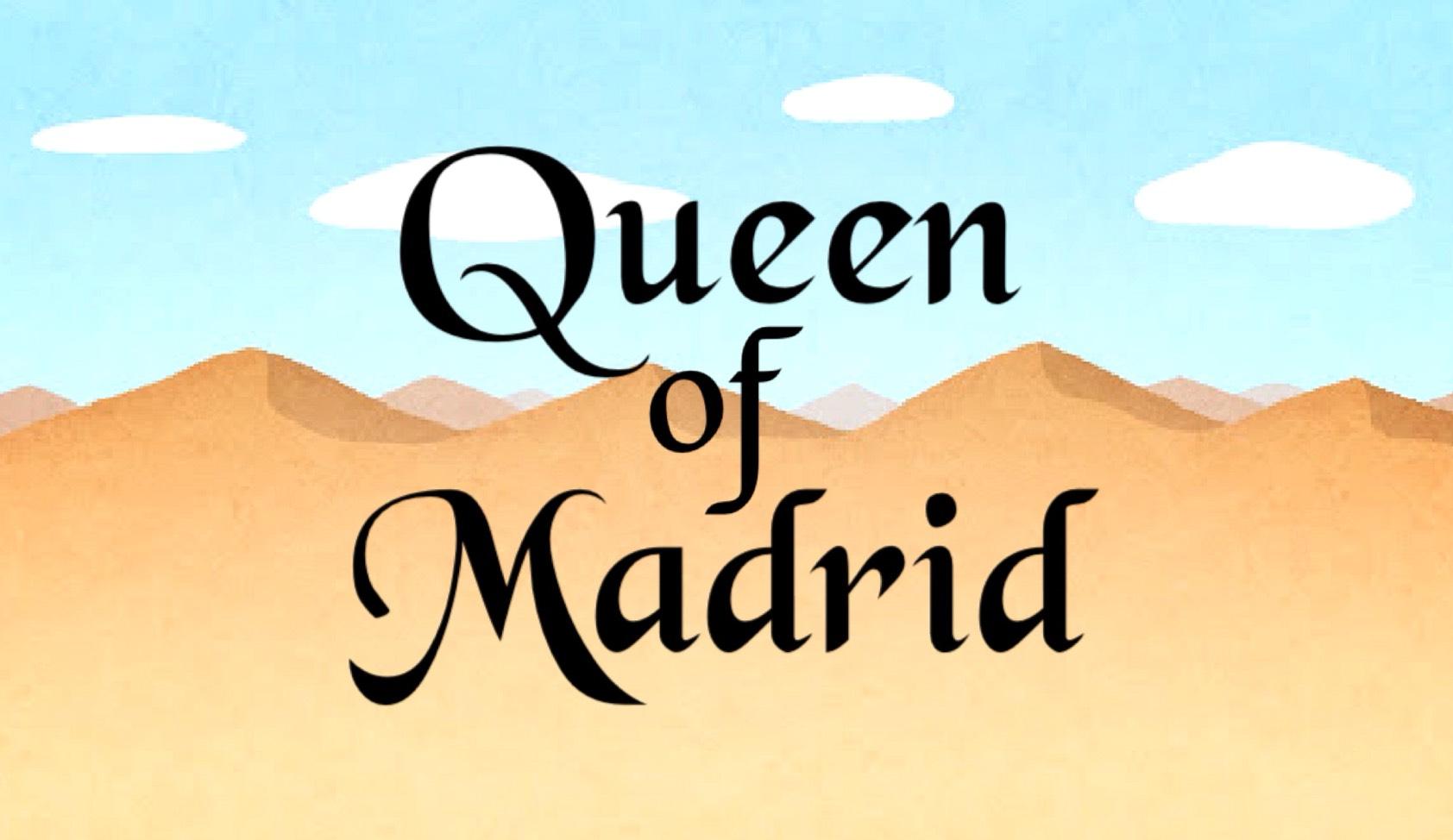 B'z「Queen of Madrid」