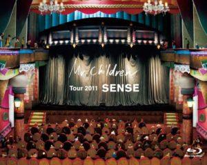"""ミスチルライブDVDおすすめ『Mr.Children TOUR 2011 """"SENSE""""』"""
