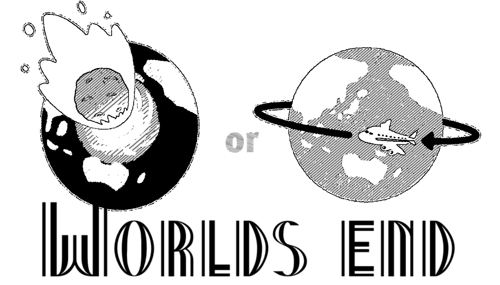 「Worlds end」のイメージ
